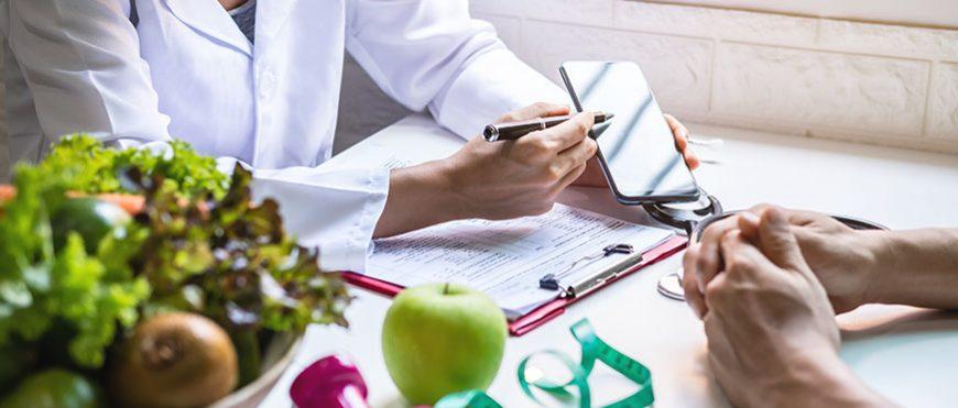 5 motivos por los que acudir a un nutricionista
